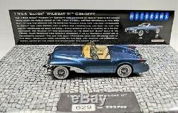 1/43 Minichamps 1954 Buick Wildcat II Concept MC-437141220 In Original Box