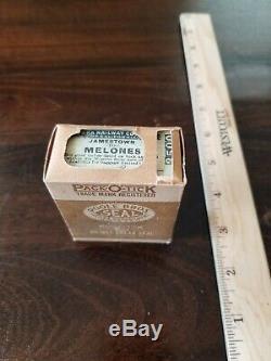 100 Unused California 1921 Sierra Railway Company Tickets in Original Box! #3