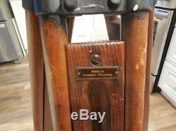 1954 FENNEL TRANSIT withORIGINAL TRIPOD + BOX WEST GERMANY FREE SHIPPING