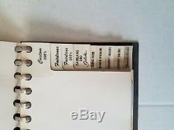 1959 FORD Album SHOWROOM Dealership SALESMAN Color & Upholstery Original w BOX