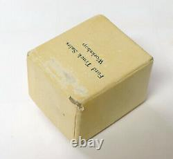 1960 Ford Truck Sales Workshop Sterling Award Ring with the Original Box