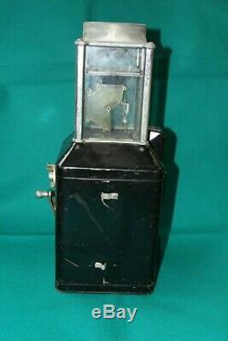 All Original Vintage Johnson Fare Fair Box Co. Bus or Trolley Car Subway Train