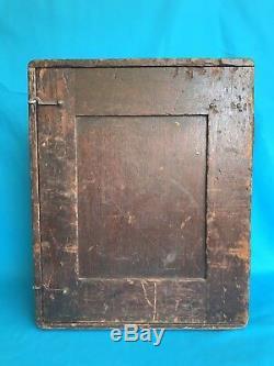 Antique Berger & Sons 1943 Surveying Transit Boston Mass USA Original Wood Box