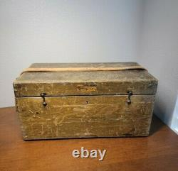 Antique Warren Knight Precision Transit. Original Box