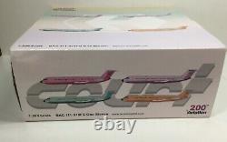 Aviation 200 1200 BAC 111-518FG One Eleven In Original Box Mint