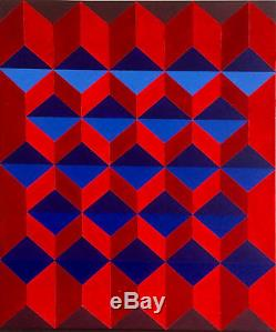 Barriers (Original) by Rick Ruark