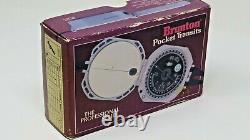 Brunton Pocket Transit Pro Compass With Original Box, Case 0-360 Degree 5008
