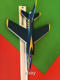 CHRISTMAS MINT COLLECTION Grumman F-11 Navy BLUE ANGEL In Original Box