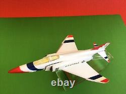 CHRISTMAS MINT COLLECTION USAF THUNDERBIRD F-4E Original Box