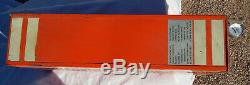 Commercial Airliner Cockpit Pilot Flight Data Recorder BLACK BOX (Orange)