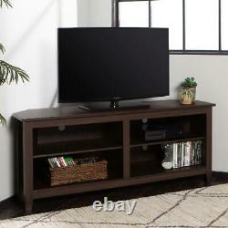 Corner TV Stand For 65 Inch TV Entertainment Center TV Cabinet Media Console