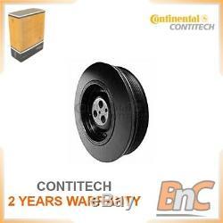 Crankshaft Belt Pulley Ford Contitech Oem 1594853 Vd1110 Genuine Heavy Duty
