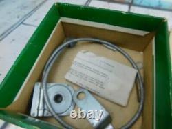 Crown Stewart Warner 50 MPH Bicycle Speedometer (Less Then 1 Mile) Original Box