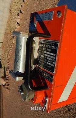 Delta Airliner Cockpit Pilot Flight Data Recorder BLACK BOX (Orange)