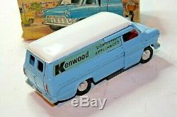 Dinky 407 Ford Kenwood Transit, VNM in Original Box