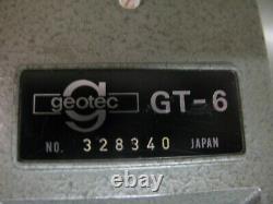 Geotec GT-6 Transit Japan with original box