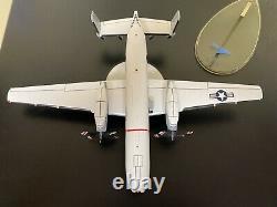Grumman E-2C Hawkeye Precise Topping Factory Model MINT In Original Box