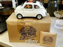 Guillermo Forchino Collection FO85065 Little Jewel Car Figure SRL#00969 w Box
