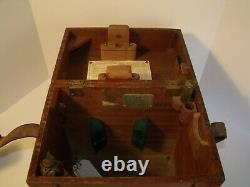 Gurley Transit-Vintage with Original Box Serial# 641443 Pre-Owned