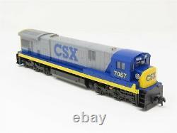 HO Scale Atlas 8613 CSX Transportation C30-7 Diesel Locomotive #7057 DCC Ready