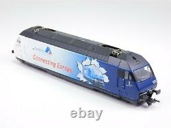 HO Scale Roco 63510 DLS Alp Transit BLS 465 Electric Locomotive #001