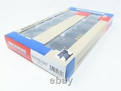 HO Scale Walthers 932-25681 CSX Transportation 6-Bay Wood Chip Hopper 2-Pack