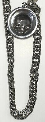 Harley Davidson Willie G. Skull Wallet Chain With Original Box HD Motorcycle Chain