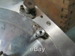Kell Strom Propeller Protractor Universal Clinometer In Original Wood Box