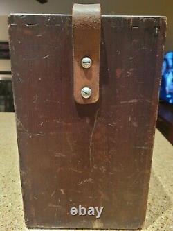 Keuffel & Esser Survey Transit Original Box