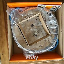 LE CREUSET CAST IRON SIGNATURE ROUND BRAISER 3.5 QT. MARSEILLE NEWithORIGINAL BOX