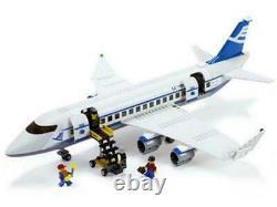 Lego City 7893 Passenger Airport Plane 100% Complete Original Box + Instructions
