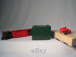 Lionel Operating #460 Piggy Back Transportation Set with Original Box