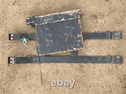 Lock Security Box Laptop Tool Safe Originally Ex Bt Ford Transit Van Mk3 Mk4 Mk5