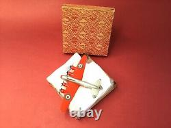 METAL MODELS 4 CHRISTMAS. TEKNO B17. In Original Box