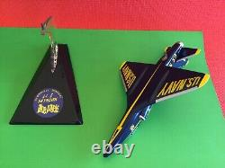 MINT COLLECTION McDonnell A-4E Navy BLUE ANGEL In Original Box