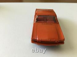 Matchbox Transitional Superfast #8 Ford Mustang Orange/Red Original G Box Lot 9