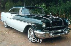 NOS 1956 Pontiac Indian Hood Ornament in Original Box
