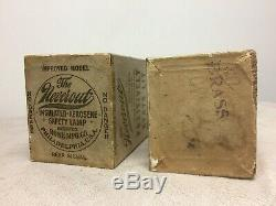Neverout Lamp With Original Box Instructions Motorcycle Bicycle Kerosene