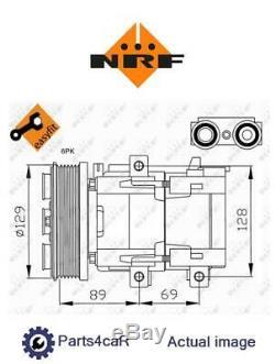 New Air Conditioning Compressor Unit Module For Ford Jaguar Transit Box Fa E5fc