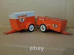 Nylint U-Haul Truck & Rental Fleet No. 4300 All Original Made In USA WITH BOX