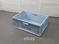 Original 1980 Rover Motor Cars Storage Case Box Classic Retro Vintage Longbridge