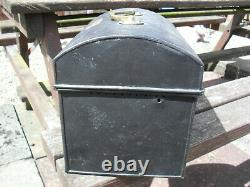 Original British Railways Train Loco Drivers Lunch (Grimsby) Snap Box Tin