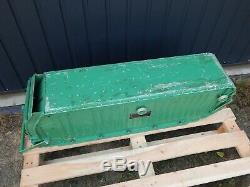 Original Grosse Metallbox Big metal box for decoration! Flugzeug Aircraft