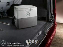 Original Mercedes-Benz Kühlbox inkl. Gurt u. Anschlusskabel 16,5 L 12V