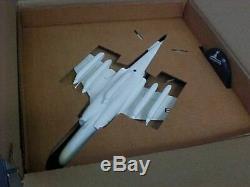 Original Vintage Grumman Ea6b Marines Aircraft Desk Model In Box