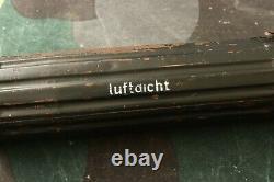 Original WW2 Relic German Army transportation Round Box / Case for Artillery