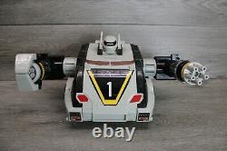 Power Rangers Turbo Deluxe Artillatron Transportation Carrier Zord Bandai 1997