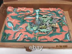 Prehistoric Times Play Set Series 1000 In The Original Box
