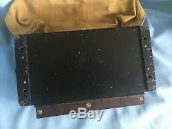 Ran Firefly Aircraft Lights & Morse Cockpit Control Box Panel In Original Box