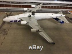 Rare Jet-X 1400 Polar Air B747-400F Spirit of Long Beach N450PA NO Original Box